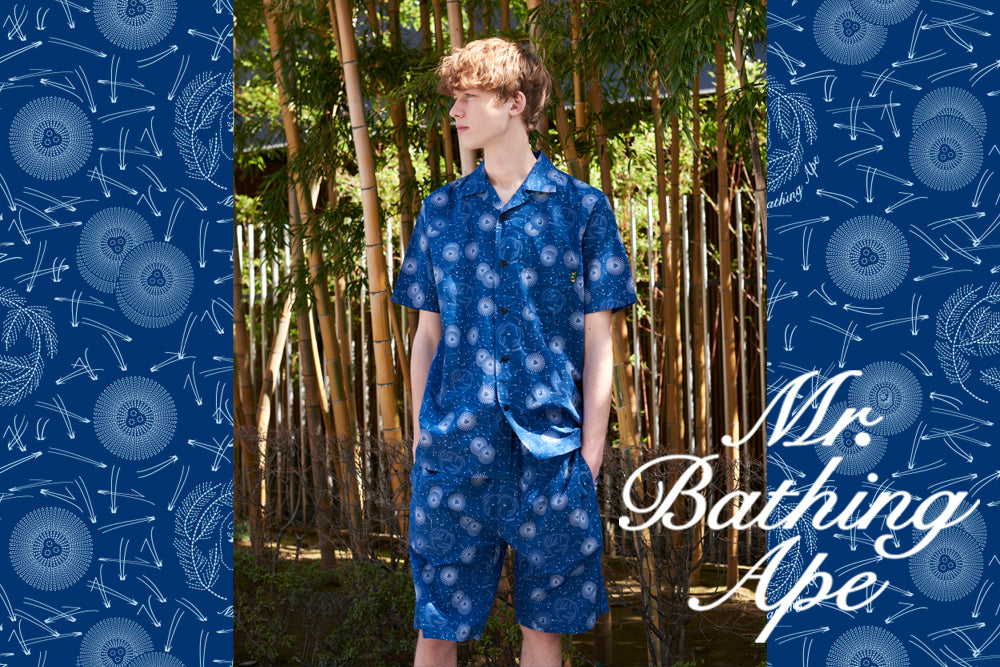 Mr. BATHING APE® 2020 S/S COLLECTION