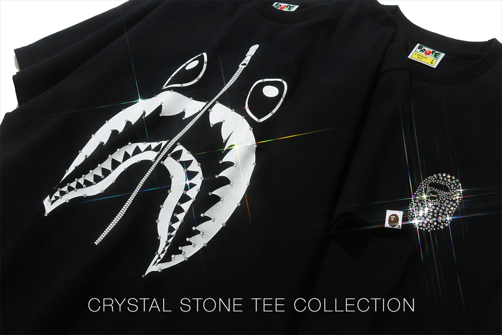 CRYSTAL STONE TEE COLLECTION