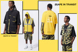 A BATHING APE® '(B)APE IN TRANSIT' COLLECTION