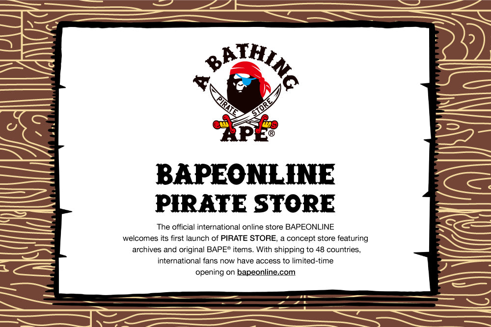 BAPEONLINE PIRATE STORE