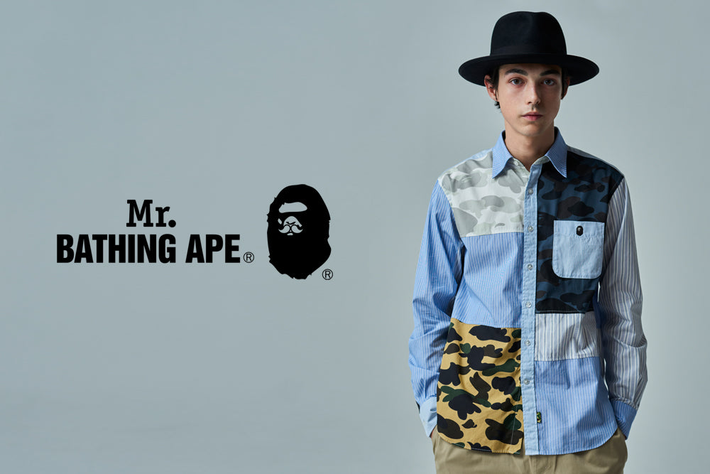 Mr. BATHING APE® 2020 A/W COLLECTON
