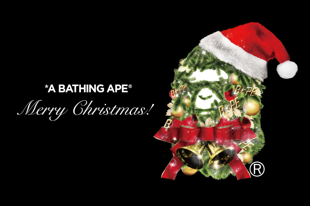 BAPE® CHRISTMAS ITEMS