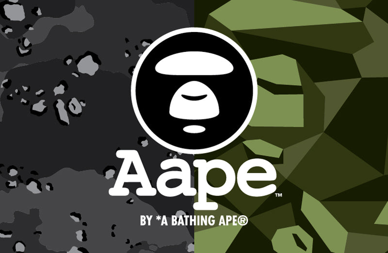 AAPE BY A BATHING APE? 2016 FALL/WINTER COLLECTION