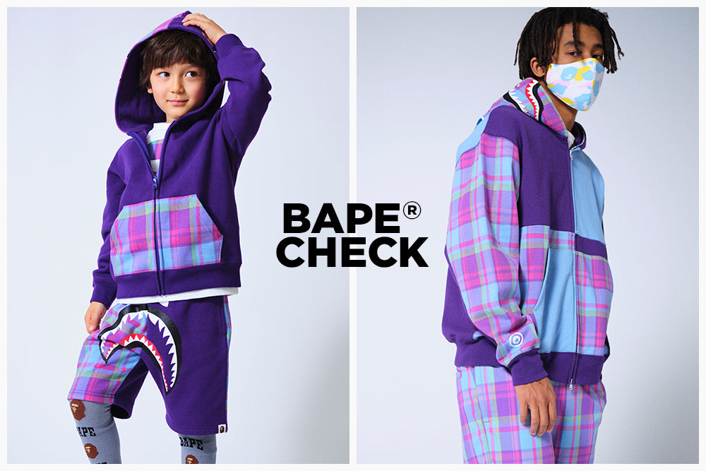 BAPE® CHECK ITEMS