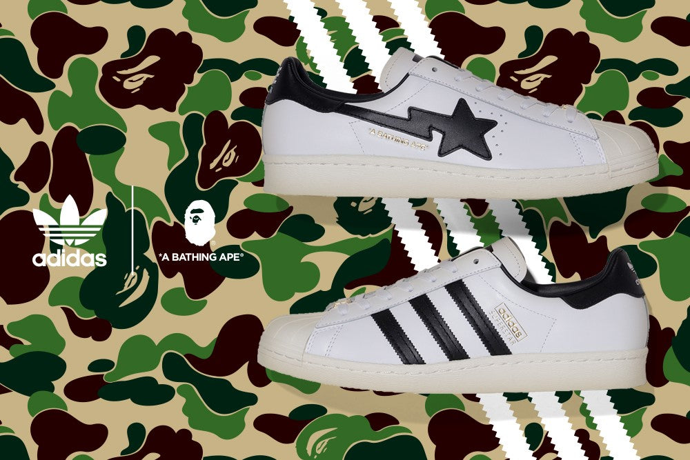 "BAPE® × adidas Originals ""Superstar"""