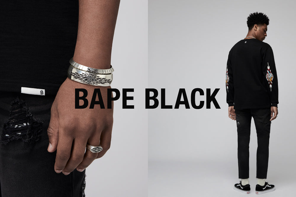 BAPE® BLACK Fall/Winter 2020 collection
