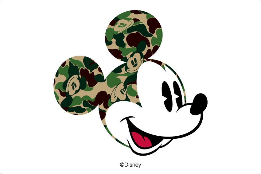 A BATHING APE? | Mickey Mouse Collection