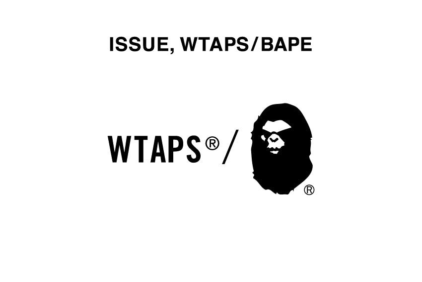 A BATHING APE® x WTAPS
