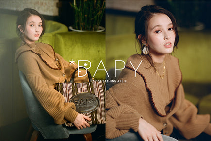 BAPY 2020AW COLLECTION