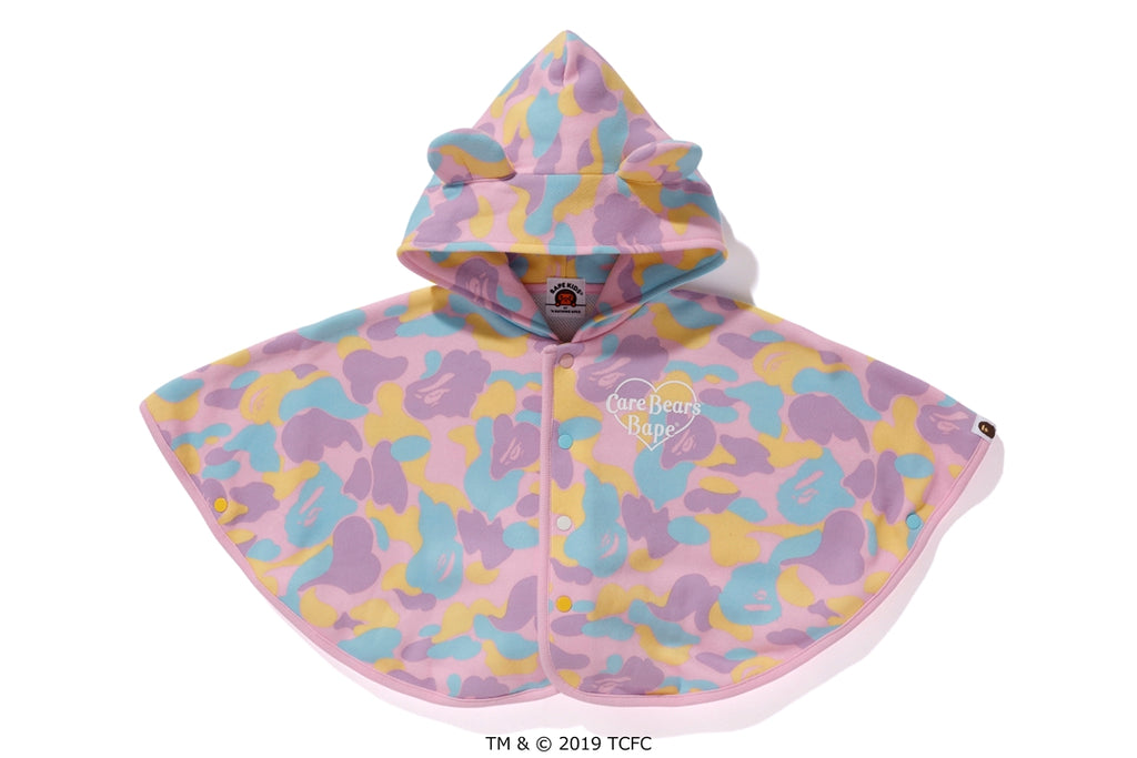 【 BAPE X CARE BEARS 】CAPE