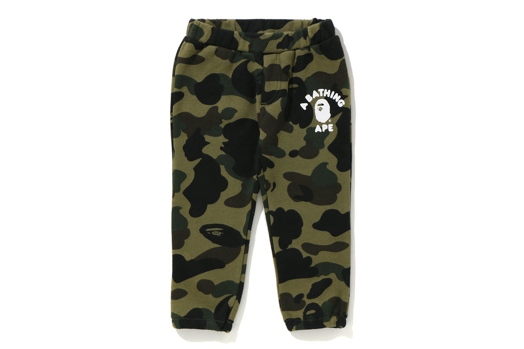 1ST CAMO JOGGER BABY PANTS