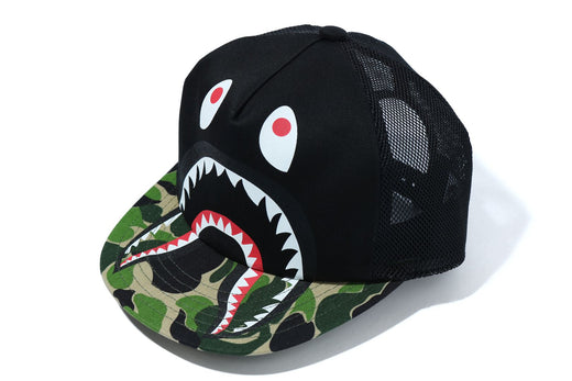 ABC CAMO SHARK MESH CAP