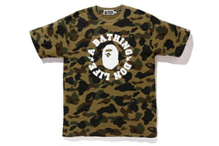 【 BAPE X BIG SEAN 】1ST CAMO DON LIFE TEE