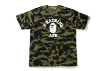 1ST CAMO COLLEGE WIDE FIT TEE