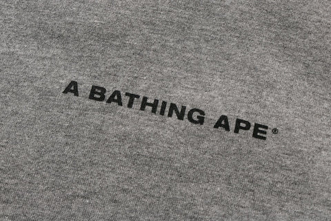 BATHING APE CORDURA WIDE FIT TEE