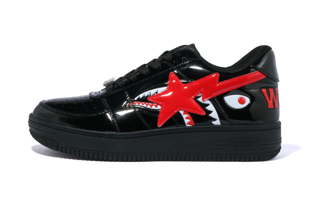 SHARK BAPE STA LOW