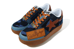 PATCHWORK DENIM BAPE STA