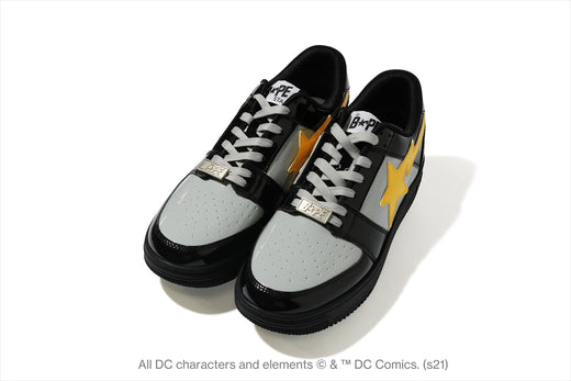 【 BAPE X DC 】BATMAN BAPE STA LOW