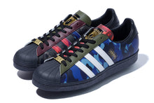 【 BAPE X ADIDAS 】SUPERSTAR 80S BAPE COLOR CAMO