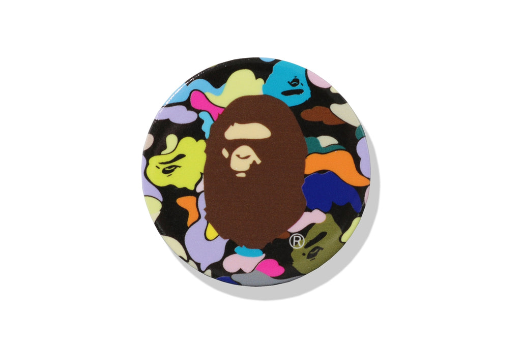 MULTI CAMO APE HEAD POPSOCKETS GRIP