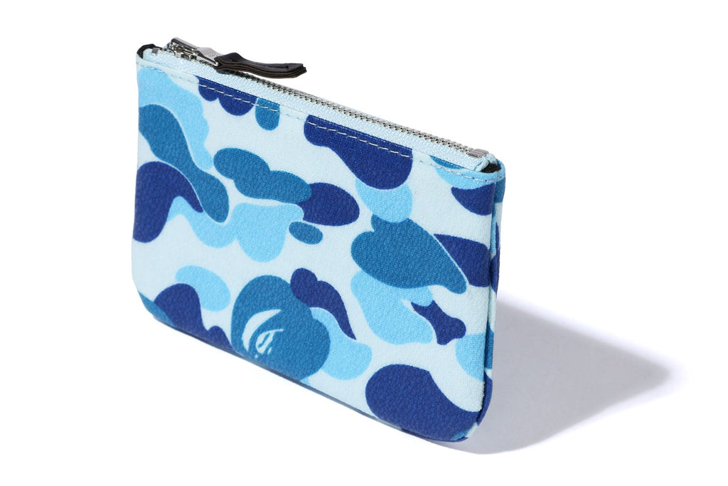 ABC CAMO CANVAS WALLET S