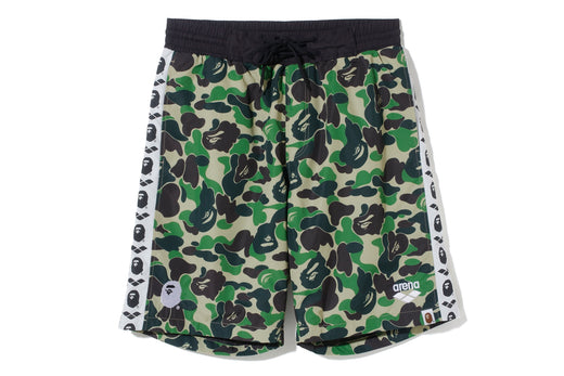 【 BAPE X ARENA 】SHORT PANTS SWIMWEAR