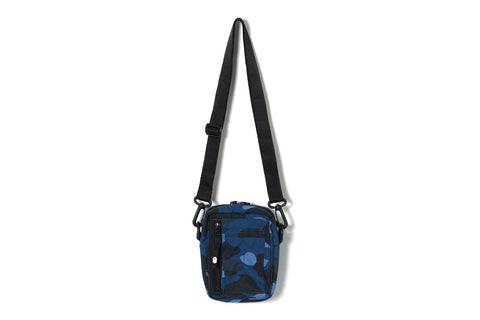 COLOR CAMO MILITARY SHOULDER BAG