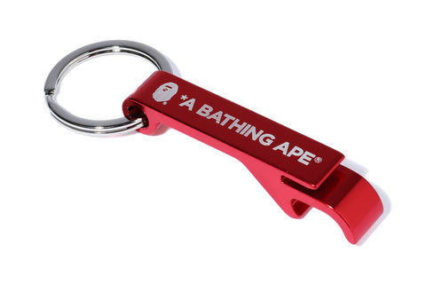 BAPE BOTTLE OPENER KEYCHAIN