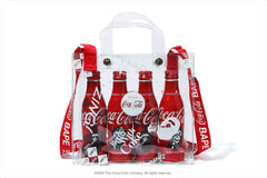 【 BAPE X COCA COLA 】CLEAR BAG