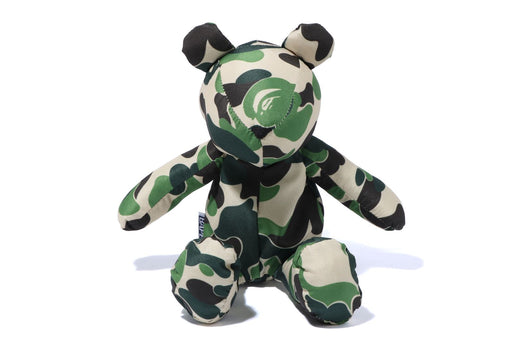 ABC CAMO BEAR ECO BAG (S)