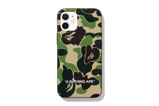 ABC CAMO I PHONE 12 MINI CASE