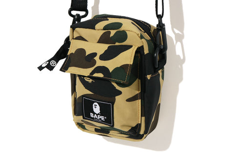 1ST CAMO MINI SHOULDER BAG