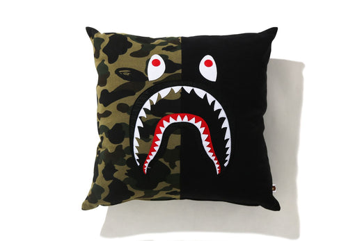 1ST CAMO SHARK SQUARE CUSHION