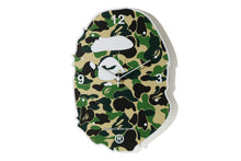 ABC CAMO APE HEAD WALL CLOCK