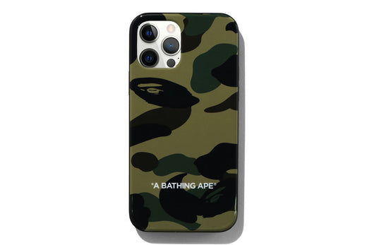 1ST CAMO IPHONE 12 / 12 PRO CASE