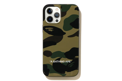 1ST CAMO IPHONE 12 PRO MAX CASE