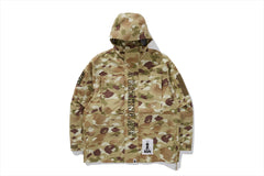 【 BAPE X ALPHA INDUSTRIES 】ECWCS 3 LAYER JACKET