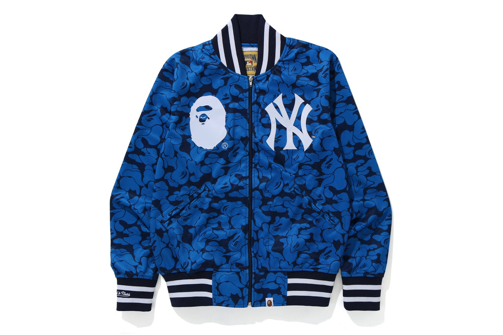 NEW YORK YANKEES ABC CAMO JACKET