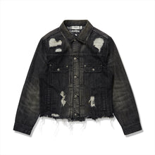 【 BAPE BLACK 】DENIM JACKET