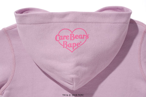 【 BAPE X CARE BEARS 】PULLOVER HOODIE