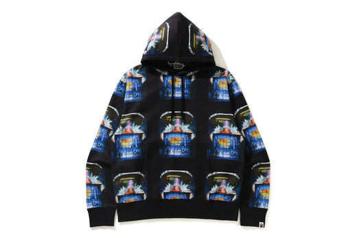 BAPE INVASION RELAXED FIT PULLOVER HOODIE