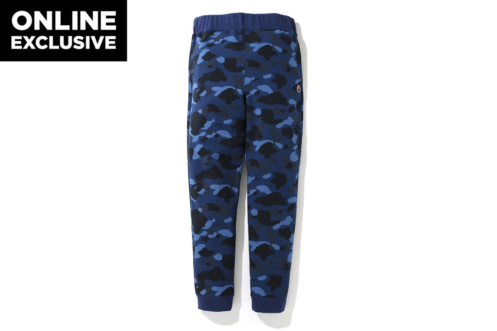 COLOR CAMO ONE POINT SLIM SWEAT PANTS -ONLINE EXCLUSIVE-