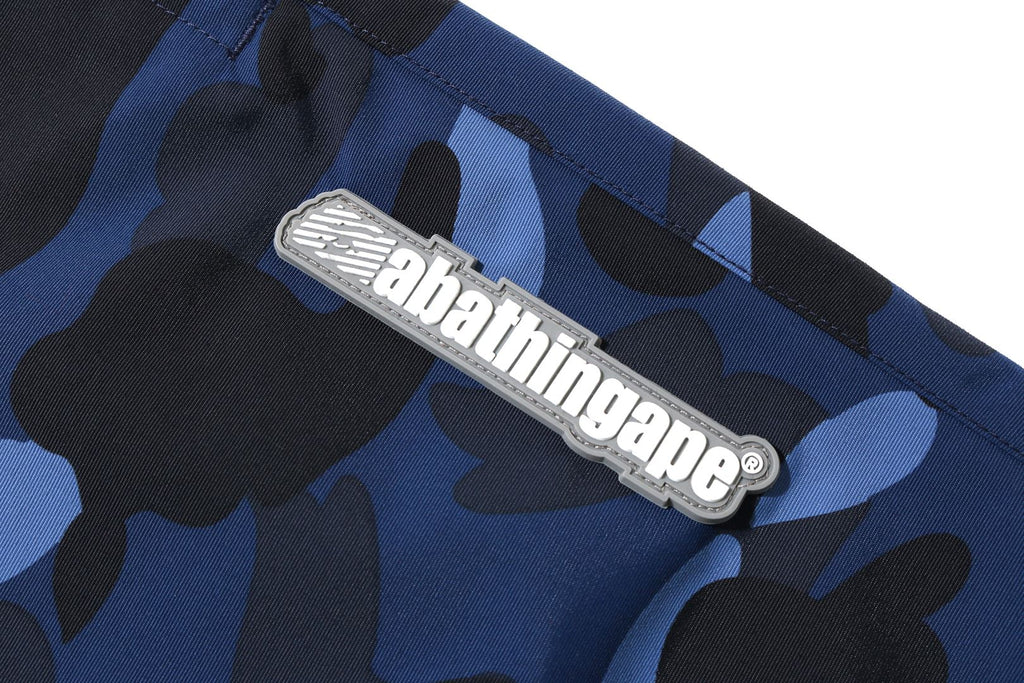 COLOR CAMO BAPESTA TRACK PANTS