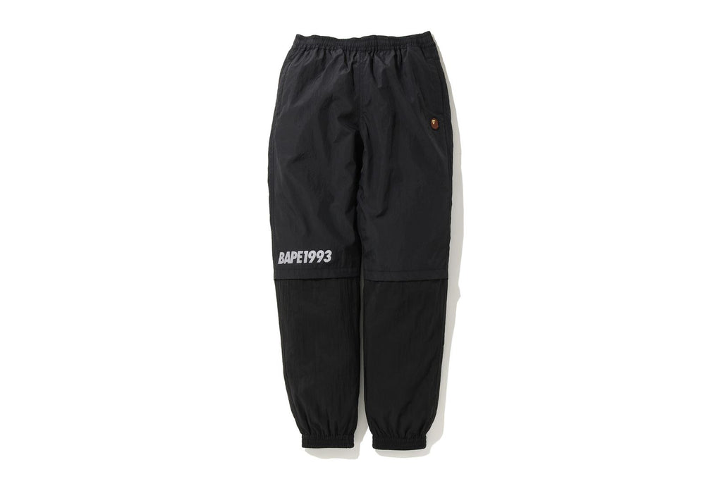 APE HEAD ONE POINT TRACK PANTS