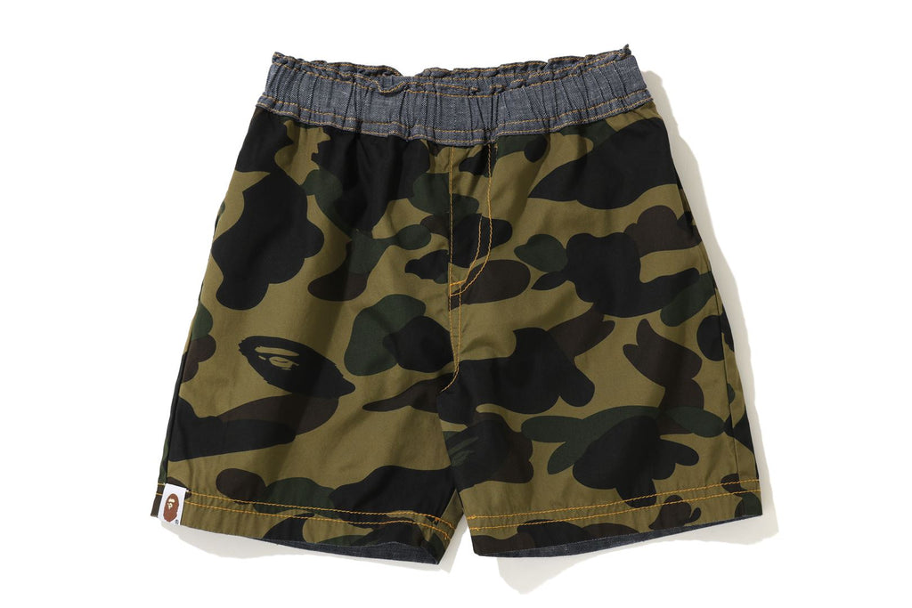 1ST CAMO REVERSIBLE SHORTS