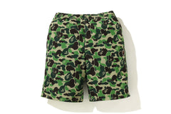 ABC CAMO BEACH SHORTS