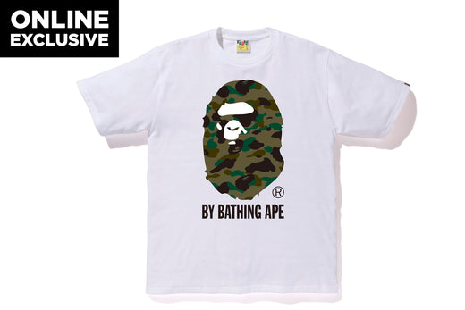 1ST CAMO BY BATHING APE TEE -ONLINE EXCLUSIVE-