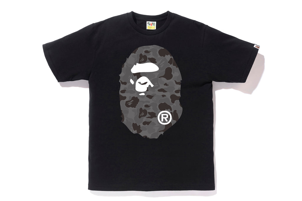 ABC CAMO BIG APE HEAD TEE
