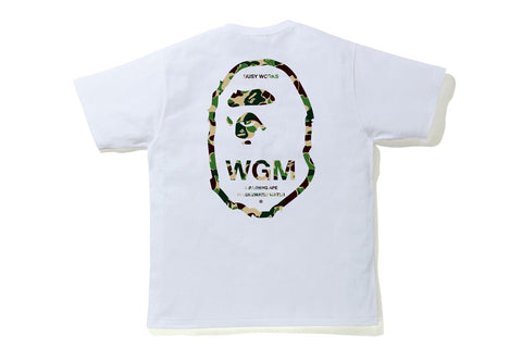 ABC CAMO WGM APE HEAD TEE
