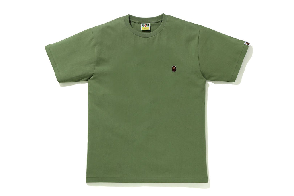 APE HEAD ONE POINT RELAXED FIT TEE